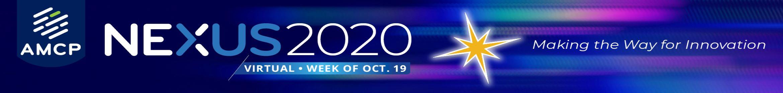 AMCP Nexus 2020 Main banner