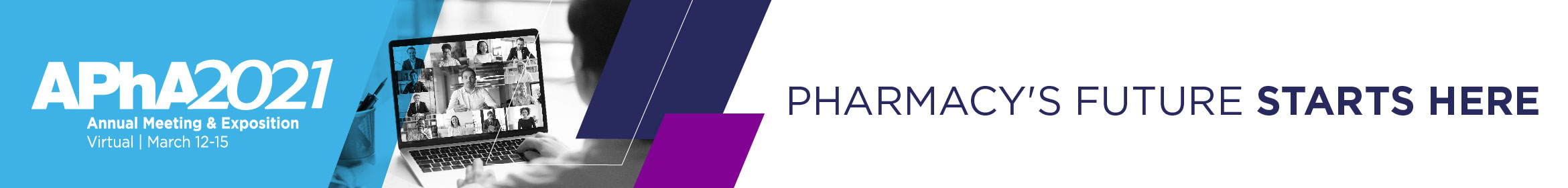 APhA Annual Meeting and Exposition Main banner