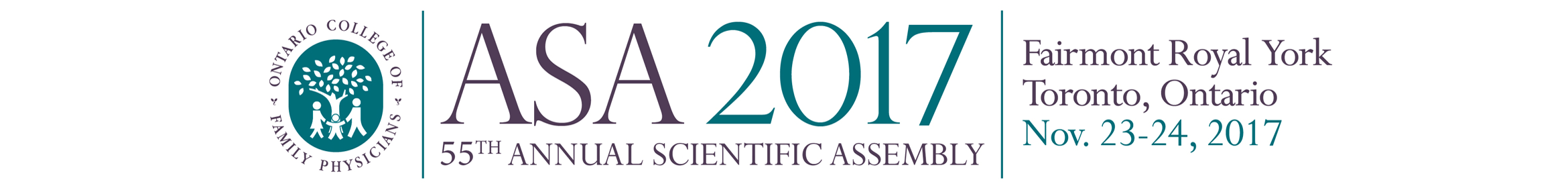 55th Annual Scientific Assembly Main banner