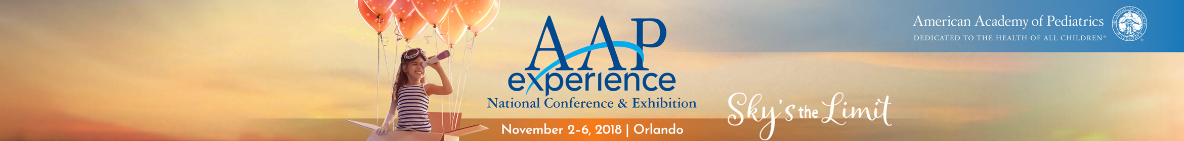 2018 AAP National Conference & Exhibition Main banner