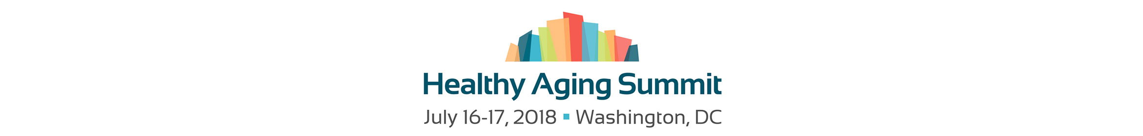 Healthy Aging Conference Main banner