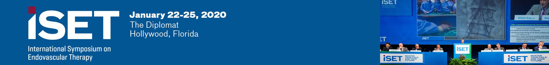 ISET 2020 Main banner