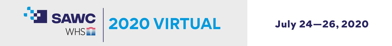SAWC Virtual | WHS 2020 Main banner