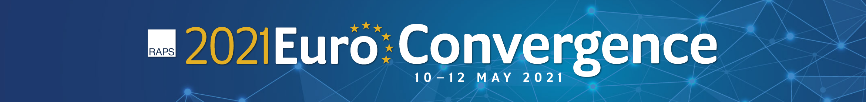 RAPS Euro Convergence 2021 Main banner