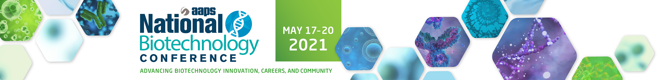 2021 National Biotechnology Conference Main banner