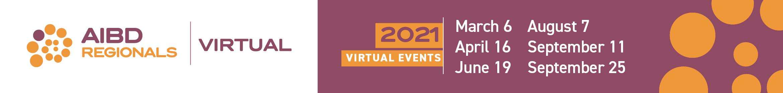 2021 AIBD Regionals Main banner