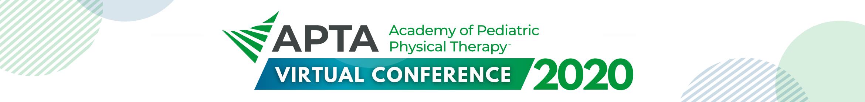 APTA Pediatrics Annual Conference Main banner