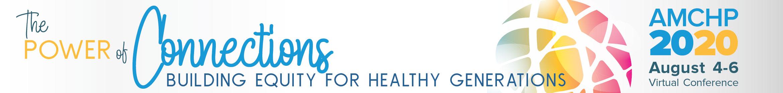 2020 AMCHP Virtual Conference Main banner