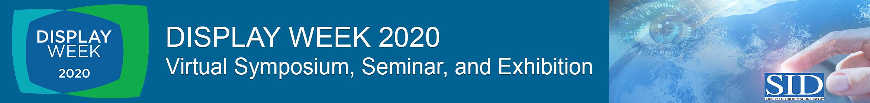 SID Virtual 2020 Event Main banner