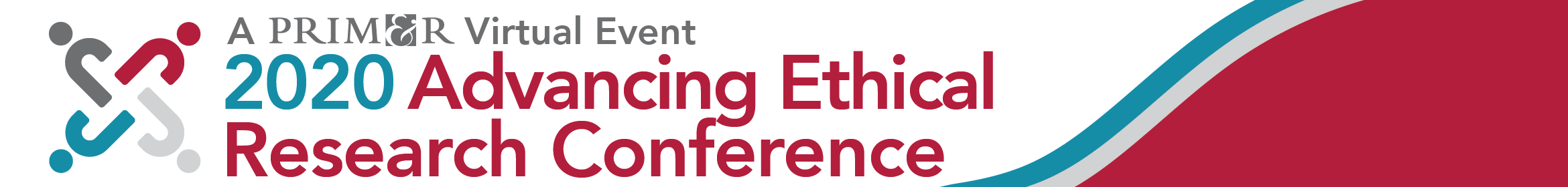 2020 Advancing Ethical Research Virtual Conference Main banner