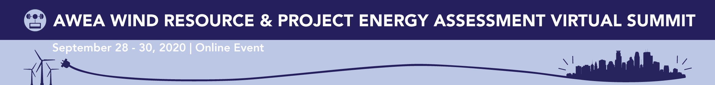 Wind Resource & Project Energy Assessment 2020 Main banner
