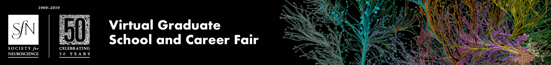 Graduate School + Job Fair Main banner