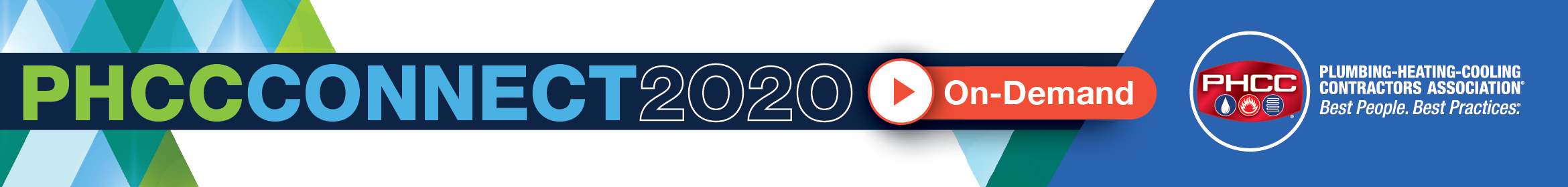 PHCC CONNECT 2020 Main banner
