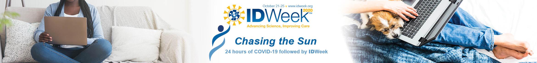 IDWeek 2020 Main banner