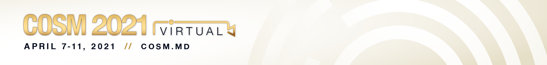 COSM 2021 Virtual Main banner
