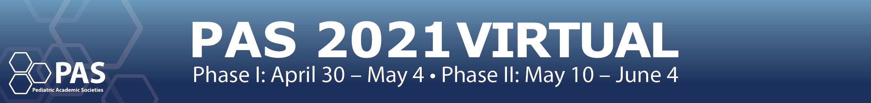 PAS 2021 Virtual Event Main banner