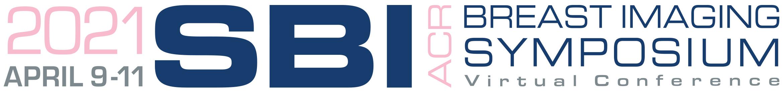 2021 SBI/ACR Breast Imaging Virtual Symposium Main banner
