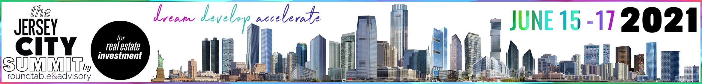 2021 The  Jersey City Summit Main banner