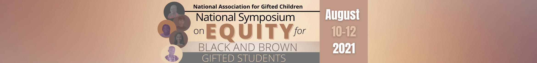 NAGC National Equity Symposium Main banner