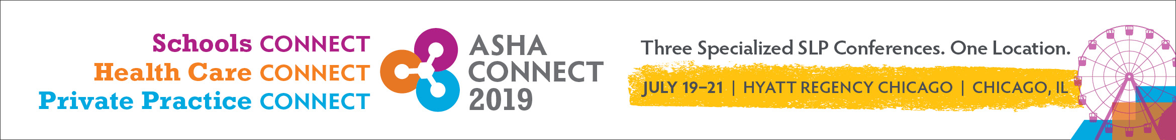 ASHA Connect 2019 Main banner