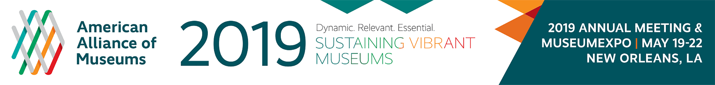 AAM 2019 Annual Meeting Main banner