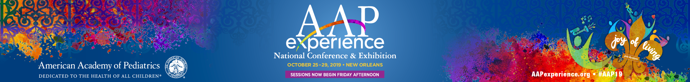2019 AAP National Conference & Exhibition Main banner