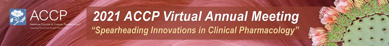 2021 ACCP Virtual Annual Meeting  Main banner