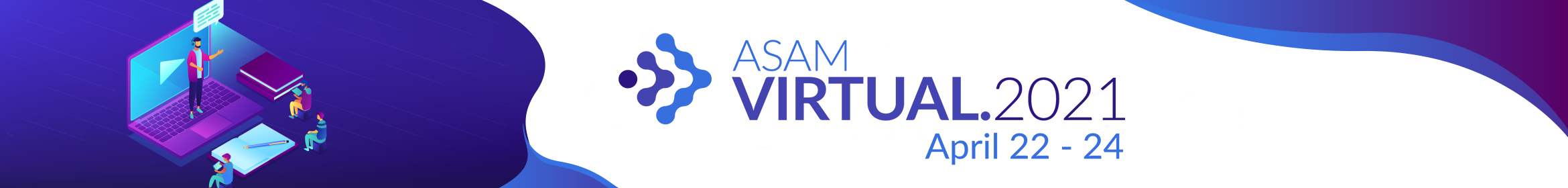 ASAM Virtual 2021 Main banner