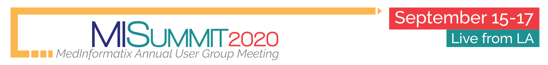 MI Summit 2020 - Live from L.A.! Main banner