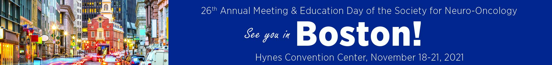 SNO 2021 Annual Meeting Main banner