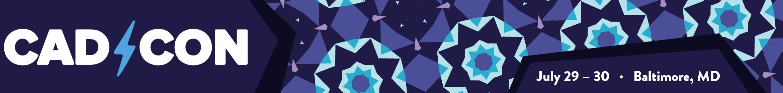 CadCon 2020 Main banner