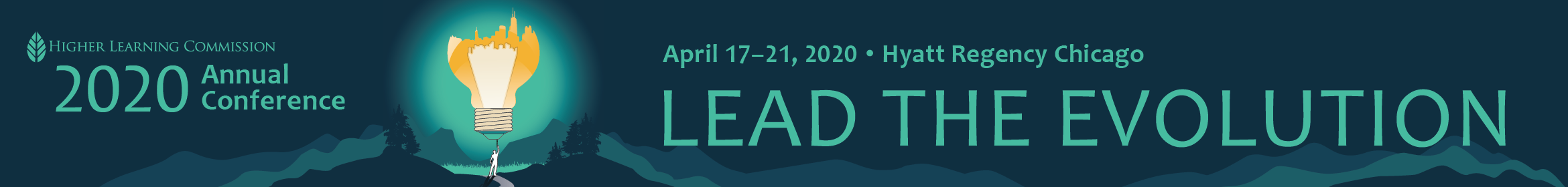 2020 HLC Annual Conference Main banner