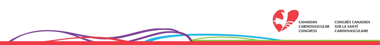 Congrès canadien sur la santé cardiovasculaire Main banner