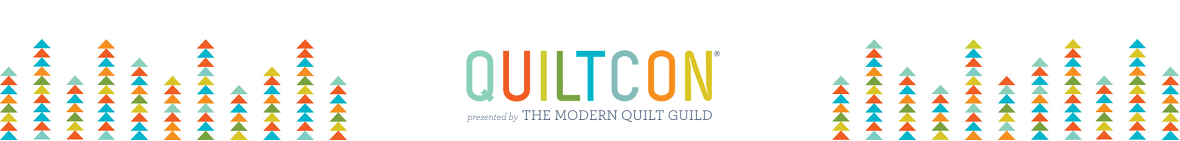 QuiltCon 2020 Main banner