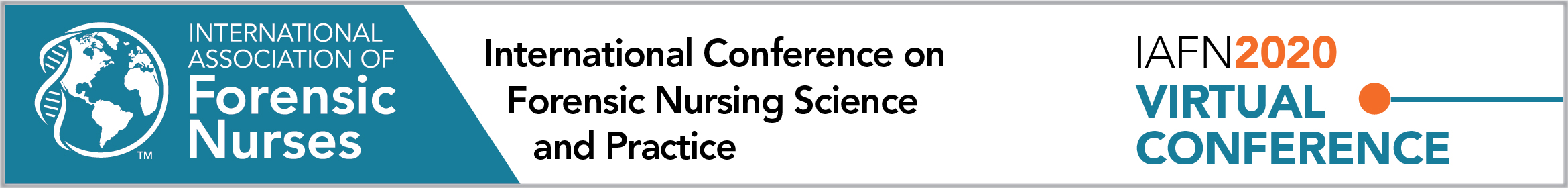 IAFN2020 Virtual Conference Main banner