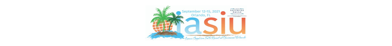 IASIU 2021 Annual Seminar Main banner