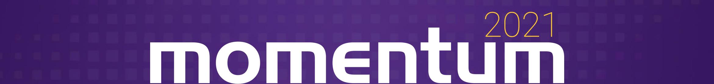 MOMENTUM 2021 Main banner