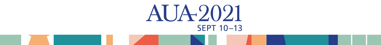 AUA 2021 Annual Meeting Main banner