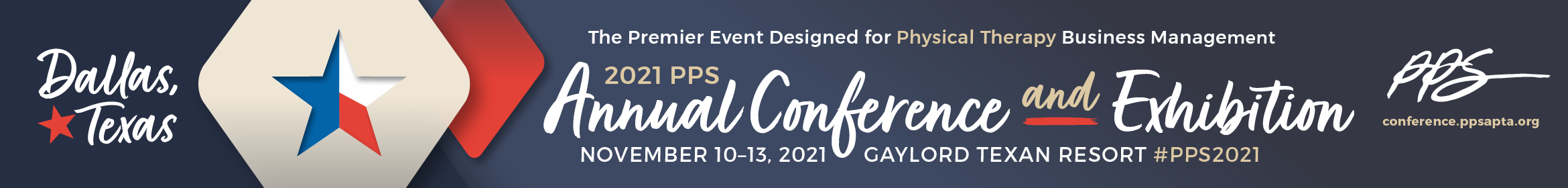 PPS Annual Conference 2021 Main banner
