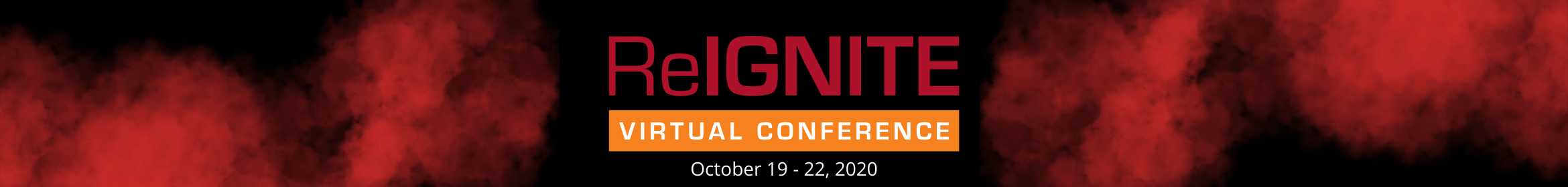 ReIGNITE Virtual Conference Main banner