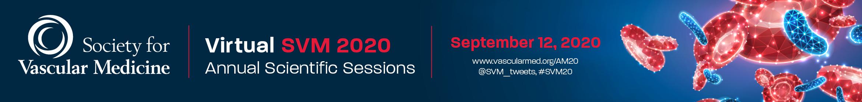 Virtual SVM 2020 Annual Scientific Sessions  Main banner