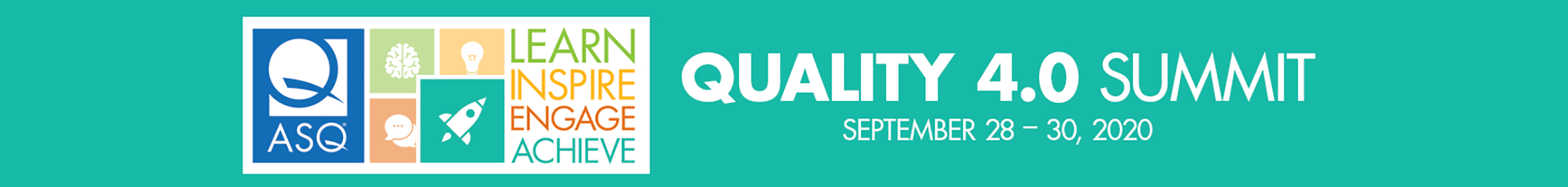 2020 Quality 4.0 Summit Main banner