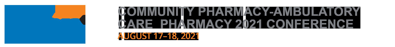 Community Pharmacy-Ambulatory Care Conference Main banner
