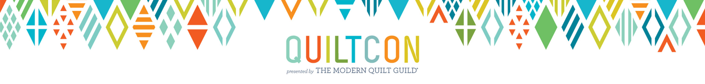 QuiltCon 2018 Main banner