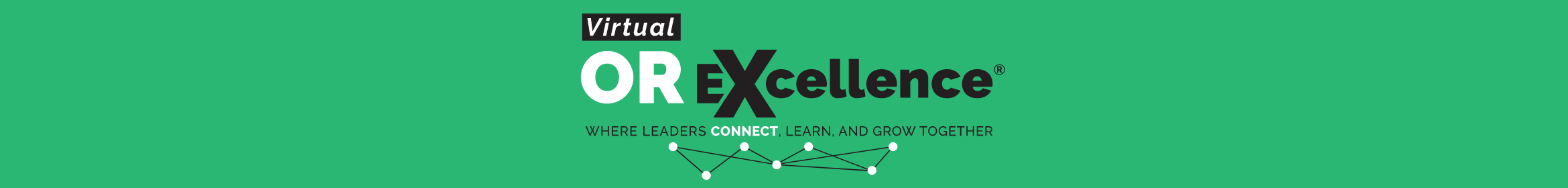 2021 OR Excellence Main banner