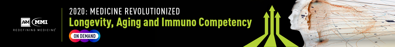 Longevity, Aging and Immuno Competency Main banner
