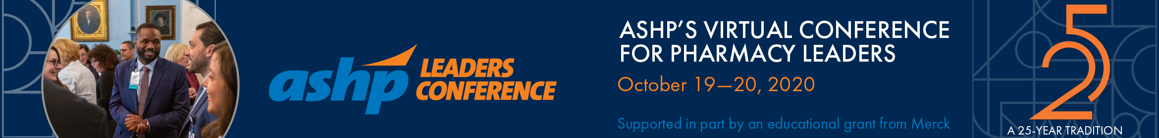 ASHP Leaders Conference Main banner