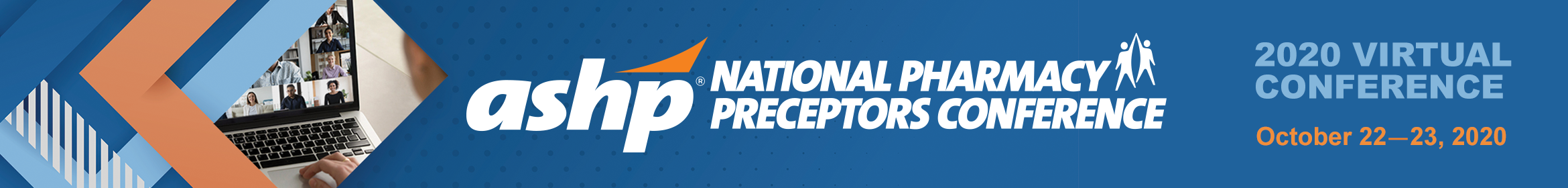 2020 National Pharmacy Preceptors Conference Main banner