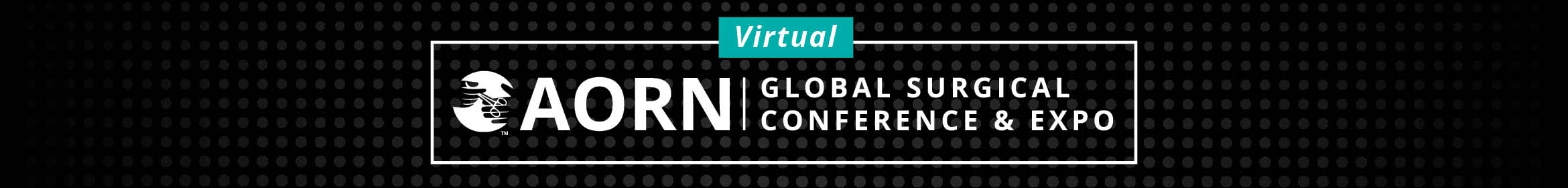 Virtual AORN Global Surgical Conference & Expo Main banner