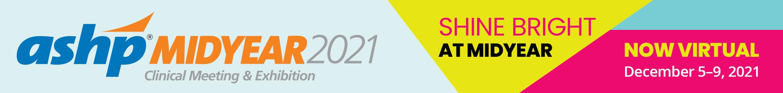 2021 Midyear Clinical Meeting & Exhibition Main banner